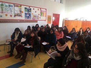 Jornada de Capacitación Escuela República del Ecuador